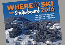 Ski and snowboard guidebook